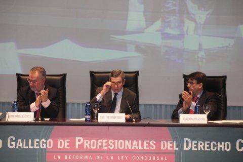 Imaxes - IV Encontro Galego de Profesionais do dereito concursal